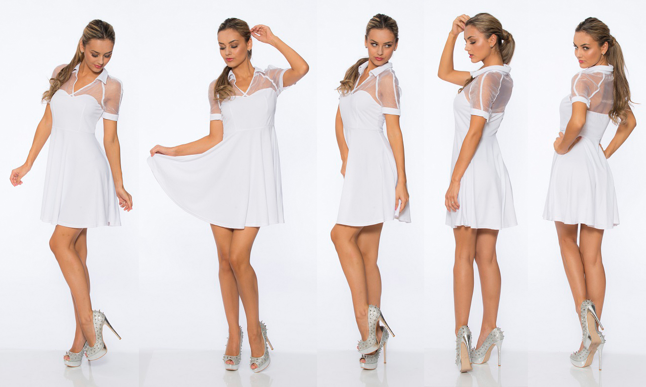 veronika white dress 7