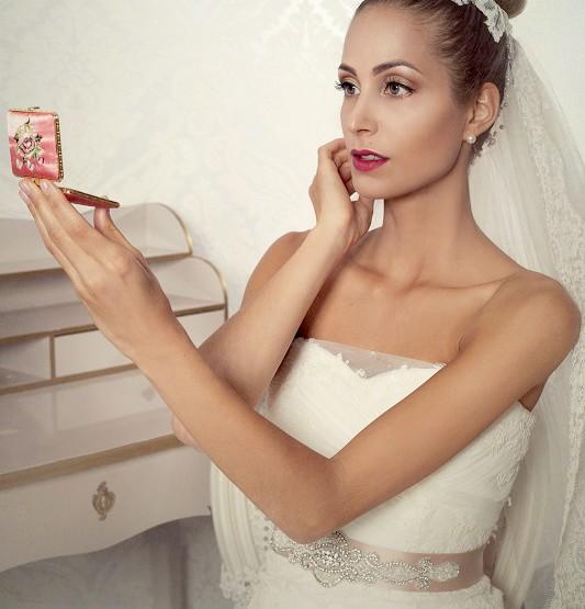 FASHION ARMY Berlin: Eliyzi Couture Bridal Fashion Shoot - RTT x Living Faces