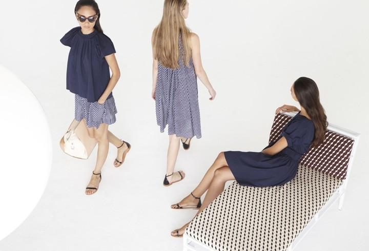 Fashion News 2014: Apiece Apart, für Sie - Frühjahrs- und Sommerkollektion