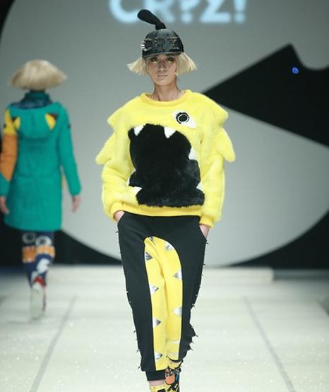 Mercedes-Benz China Fashion Week, Oktober/November 2014 präsentiert – CRZ, für Sie & Ihn HW 14/15