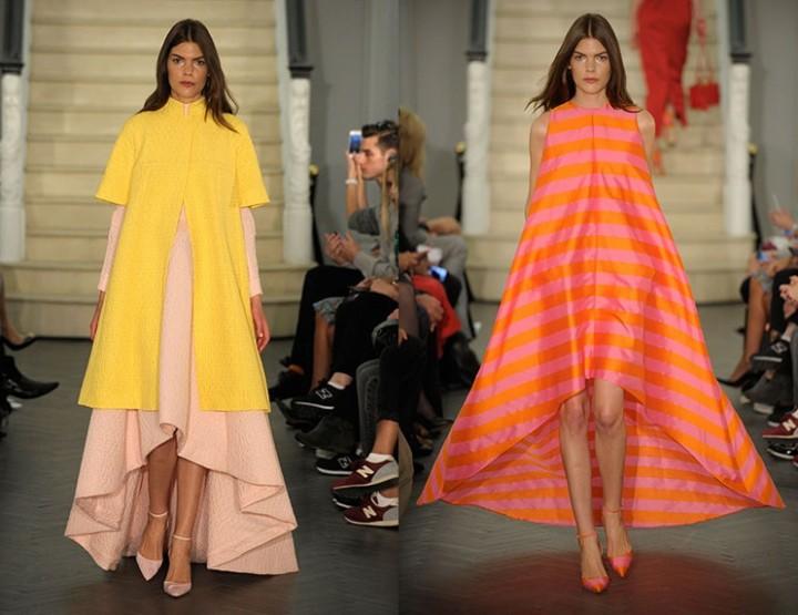 Fashion News 2014: Emilia Wickstead, für Sie - Frühjahrs- und Sommerkollektion