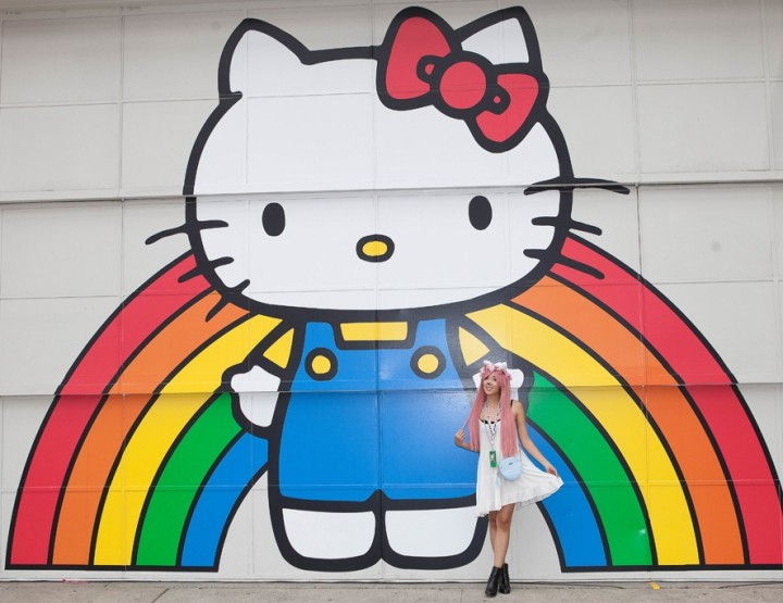 Fashion News 2014: Hello Kitty Convention 2014