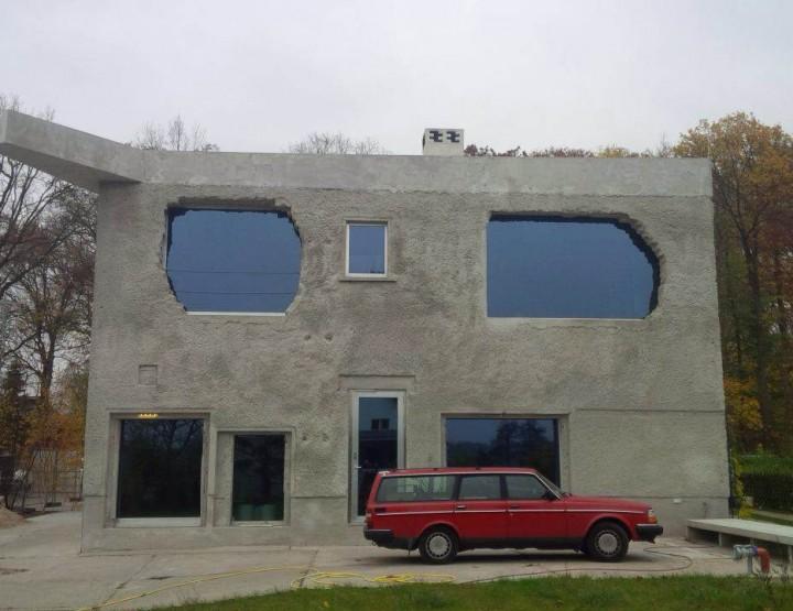 Architektur im Fokus –Brandlhubers Antivilla
