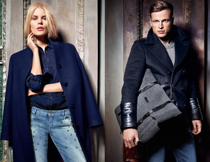 Joop, for men & women – Fashion News 2014 F/W 2014