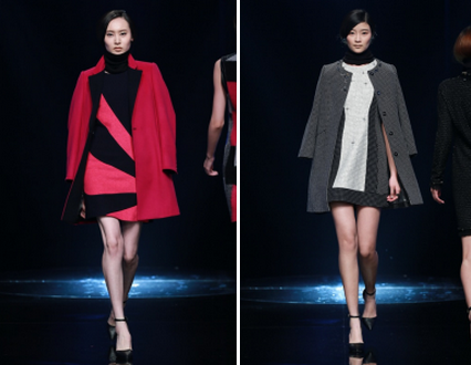 Mercedes-Benz China Fashion Week , Oktober/November 2014 präsentiert – Juzui, für Sie