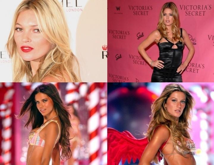 Die 5 bestbezahlten Models der Welt