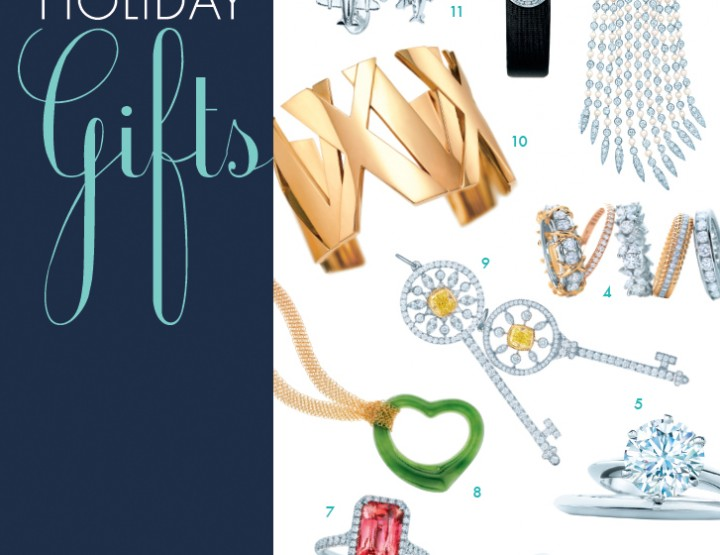 Fashion News 2014: Tiffany & Co. - Top Weihnachtsgeschenke 2014