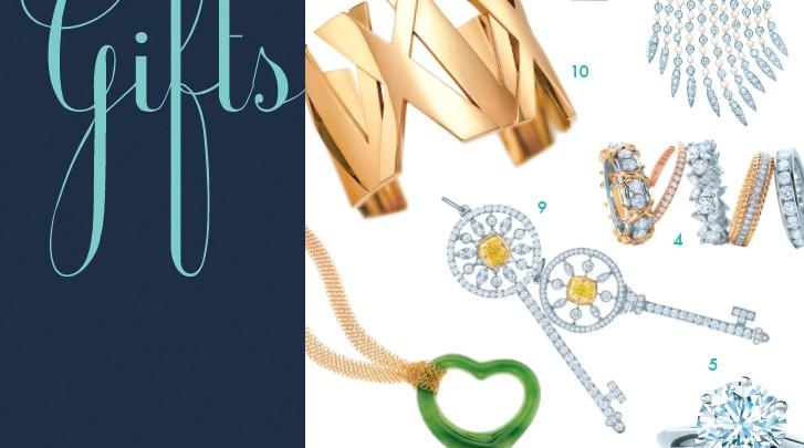Fashion News 2014: Tiffany & Co. - Top Weihnachtsgeschenke 2014