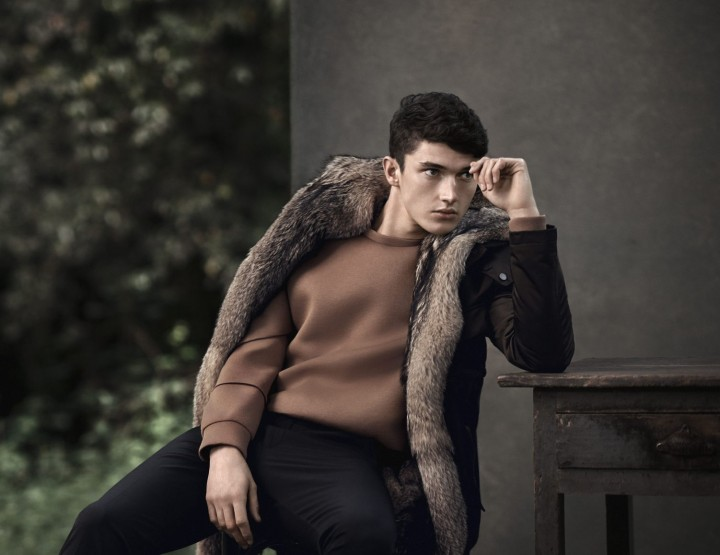 Zara, for men – Fashion News 2014 Fall & Winter Collection