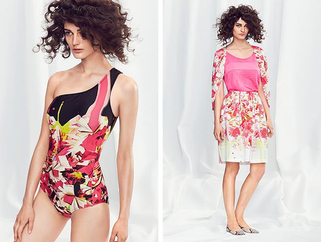 ESCADA Sport, für Sie - Fashion News 2014 Frühling und Sommer