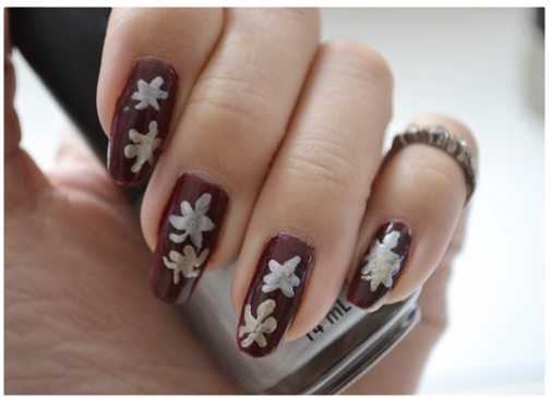 Manicure Monday | NAIL TUTORIAL #AutumnalBliss