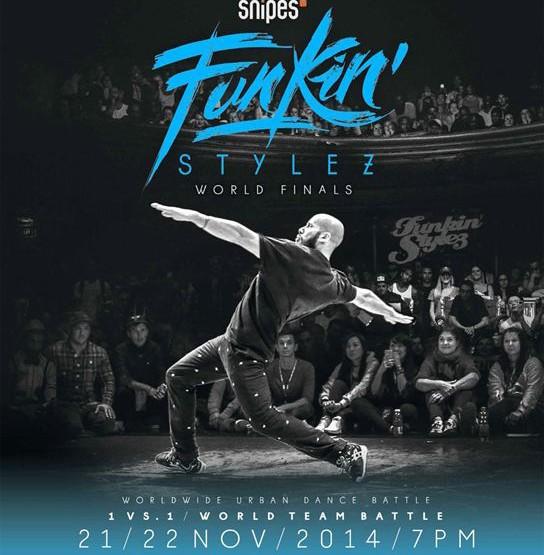 Snipes Funkin' Stylez feiert 10-jähriges Jubiläum