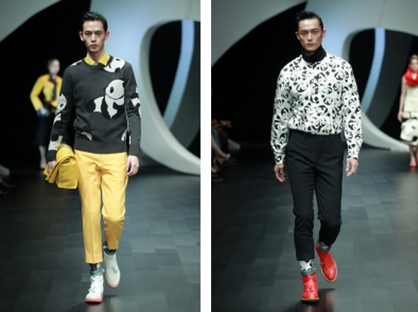 Mercedes-Benz China Fashion Week, Oktober/November 2014 präsentiert - Beautyberry by Wang Yutao, für Sie & Ihn