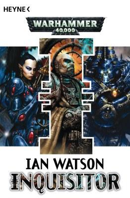 Buchtipp: 'Inquisitor' von Ian Watson
