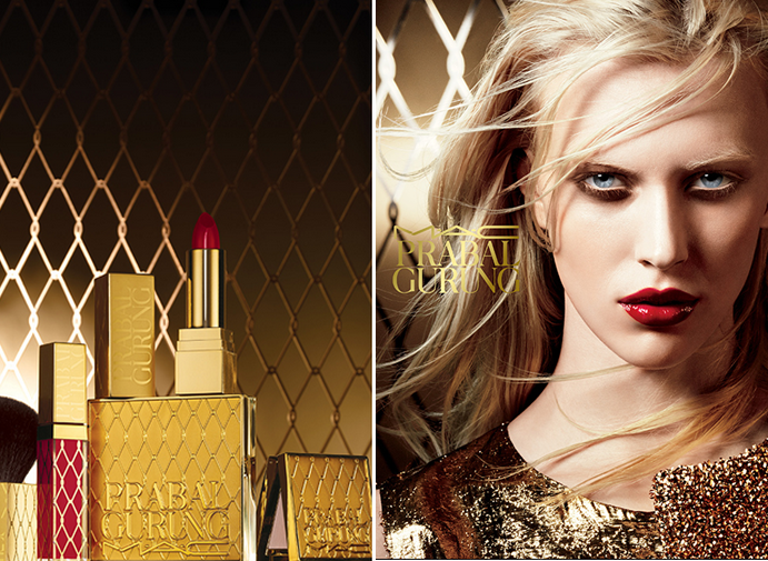 HOT or NOT | MAC x Prabal Gurung Luxury Holiday Kollektion