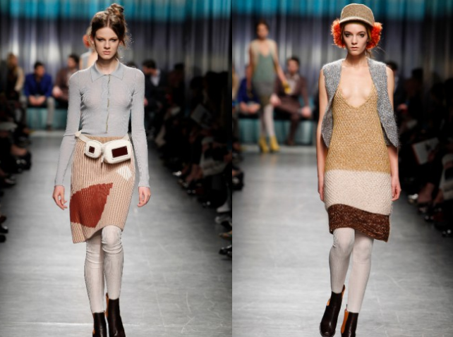 Missoni Strickmode, for women Fashion News 2014 Fall and Winter Collection