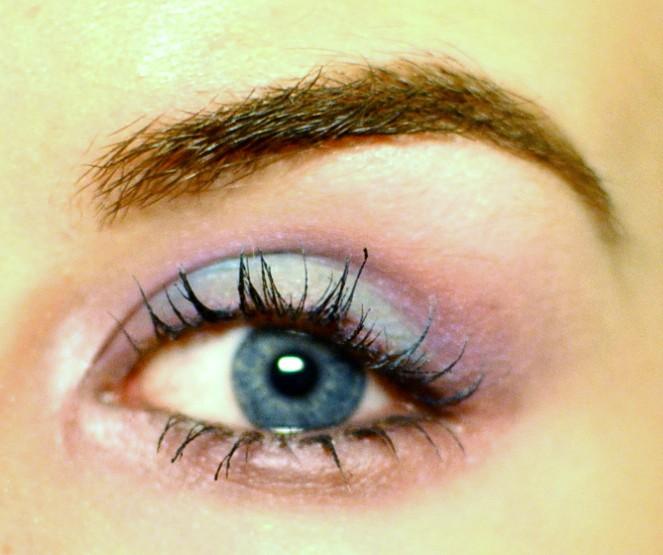 Styling- und Beauty-Tipp Berlin | Pastell Eyeshadow Look