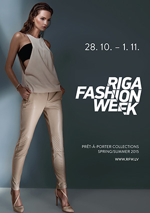Riga Fashion Week, Oktober/November 2014 - Highlights, Shows und Top Designer