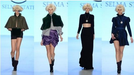 Mercedes-Benz Fashion Week Istanbul, Oktober 2014 präsentiert – Selma State HW14/15
