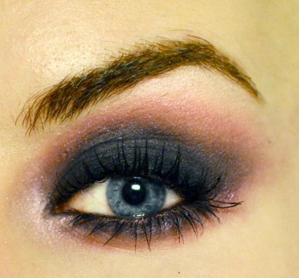 Styling- und Beauty-Tipp Berlin | Pink & Schwarzes Smokey Eye