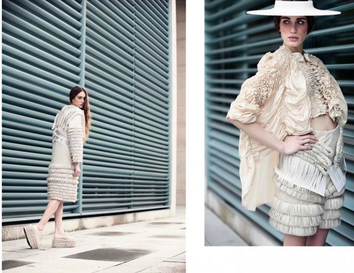 """Steinrohner, für Sie – Fashion News 2014 """"Obscure"""" - Kollektion"""