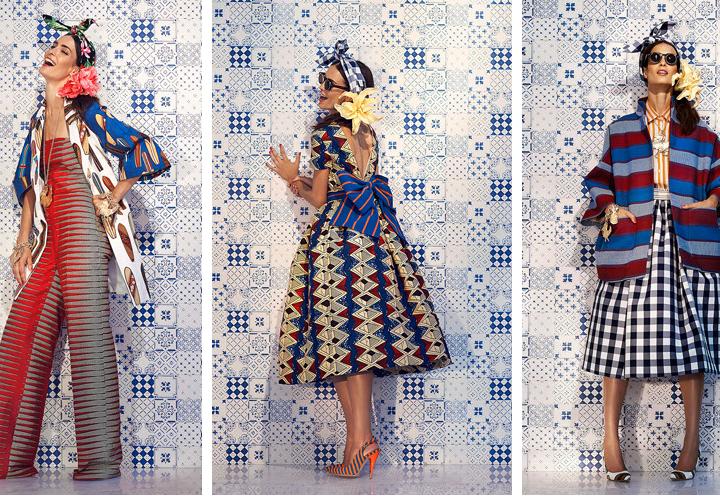 Stella Jean, für Sie - Fashion News 2014 Frühlings- und Sommerkollektion