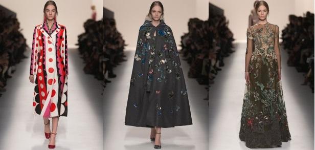 Fashion News 2014: Valentino, für Sie - Herbst & Winter 2014