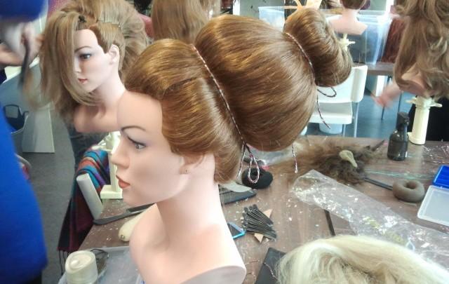 Final Days 2014 - Living Faces Make-up Academy Berlin