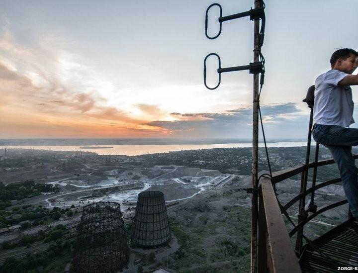Urban Exploring Worldwide: Russland, der (Alp)Traum aller Urbanen Explorer