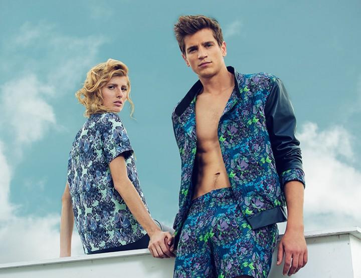 Mercedes-Benz Fashion Week Berlin, Januar 2015 – Barre Noire, für Sie & Ihn F/S15
