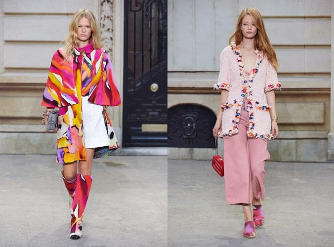 Chanel, für Sie – Fashion News 2015 Frühjahr & Sommer