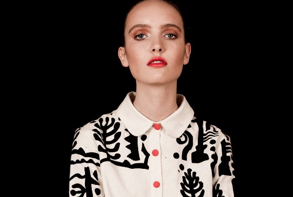 Berlin Fashion Week 2015: Eco Fashion goes Op-Art