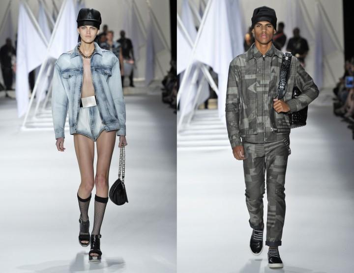 A settimana di moda di Sao Paulo, Nuvembre 2014 presenta - Ellus, per ella & ellu Primavera è Estate 2015