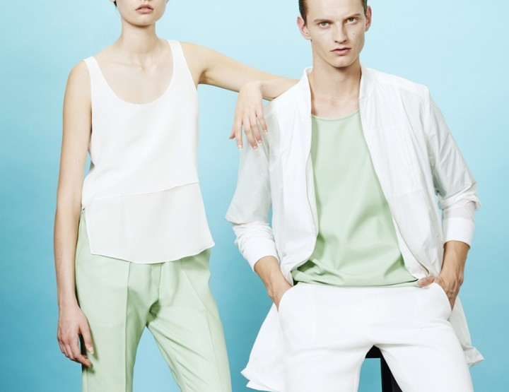 Mercedes-Benz Fashion Week Berlin, January 2015 – Hien Le, for men & women S/S15