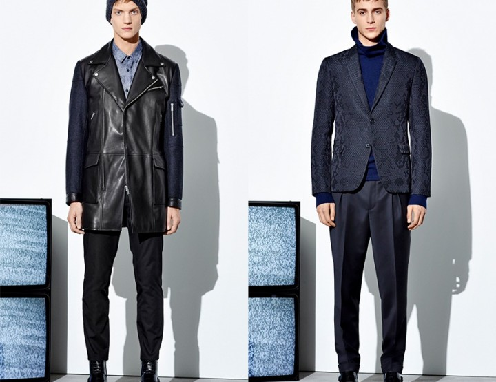 Semana di a Moda di Mercedes-Benz Berlinu, Ghjinnaghju 2015 - Hugo di Hugo Boss, per l'omi F / W14