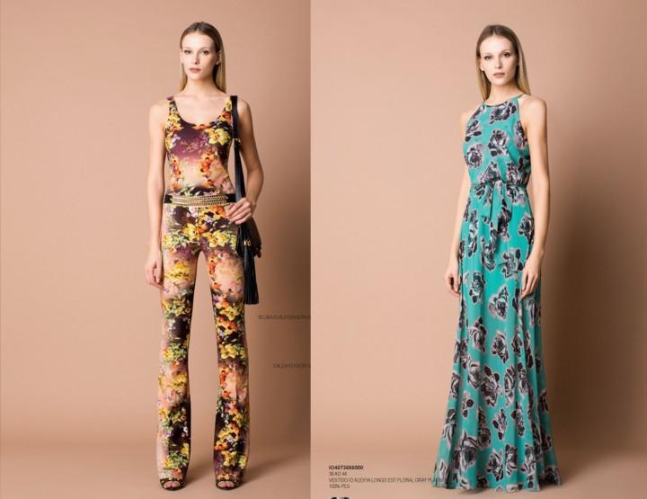 Sao Paulo Fashion Week, November 2014 präsentiert – Iódice, für Sie Frühjahr & Sommer 2015