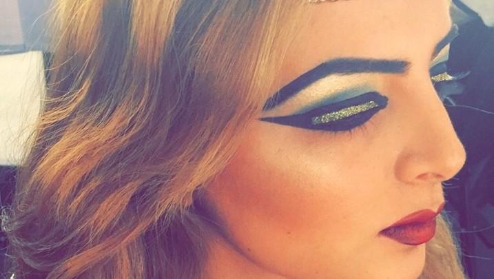 Ägyptischen Look kreieren: Living Faces Make-up Academy Berlin