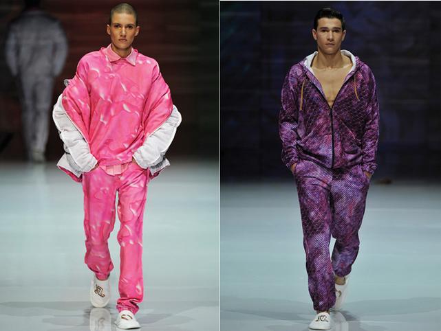 Mercedes-Benz Fashion Days Zurich, November 2014 präsentiert – Julian Zigerli, für Ihn Frühjahr und Sommer 2015