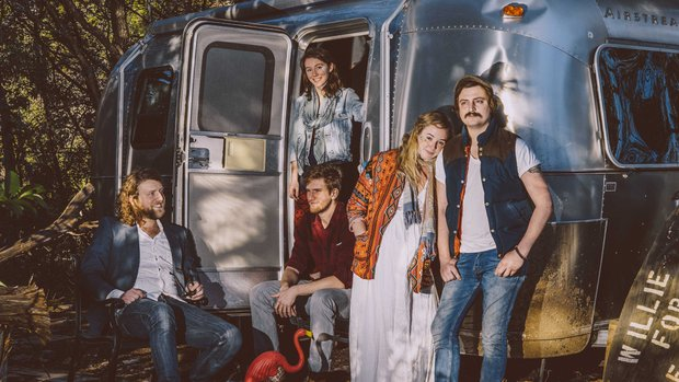 Musiktipp: Wild Child - Indie-Pop Band aus Austin Texas