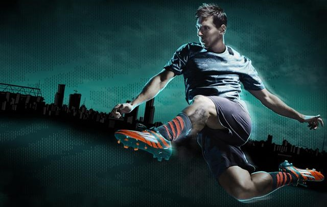 Adidas MIROSAR10: A Soccer Shoe which is honoring Leo Messi's Birthplace