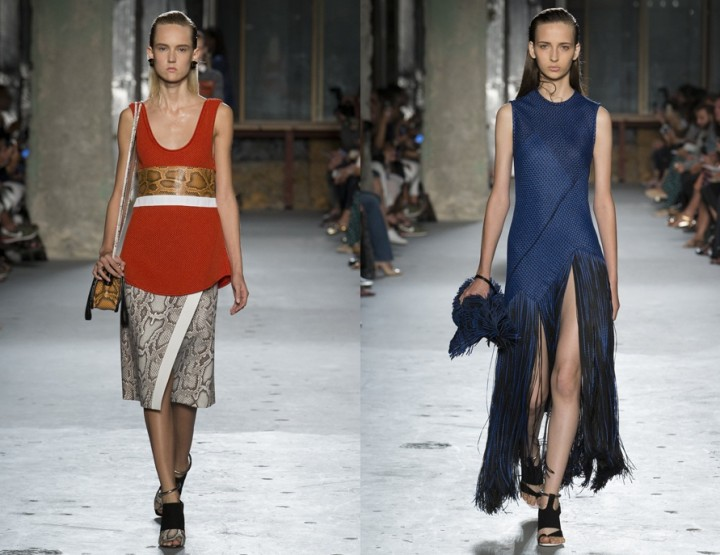 Proenza Schouler, per e donne - Fashion News 2015 Primavera è Estate