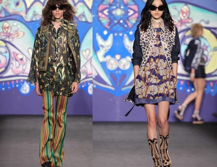 Anna Sui, für Sie & Ihn – Fashion News 2015 Frühjahr & Sommer