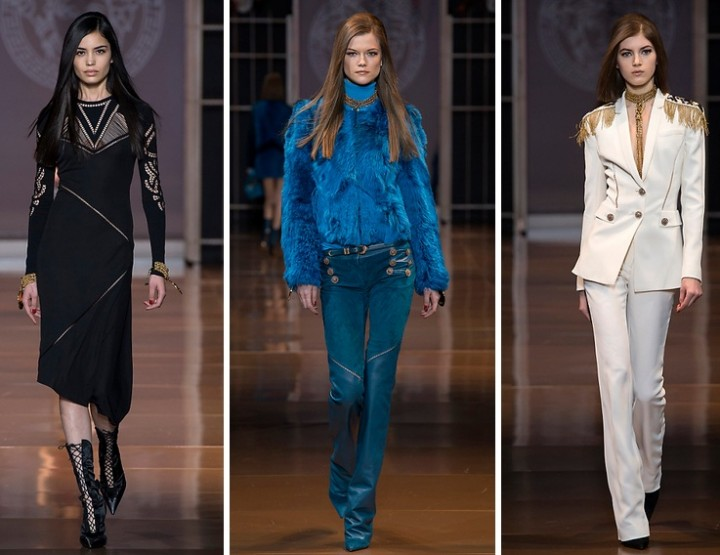 Versace, für Sie – Fashion News 2015 'Fashion Show Collection'