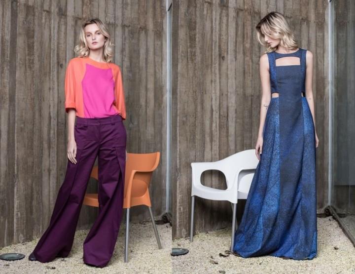 Sao Paulo Fashion Week, November 2014 präsentiert – Fernanda Yamamoto, für Sie F/S 2015