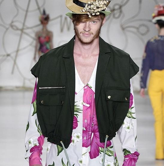 Sao Paulo Fashion Week, November 2014 präsentiert – Amapo Jeans, für Sie & Ihn F/S 2015