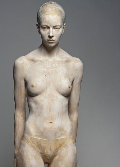 Künstler im Fokus: Bruno Walpoth - Holzskulpturen der Sonderklasse