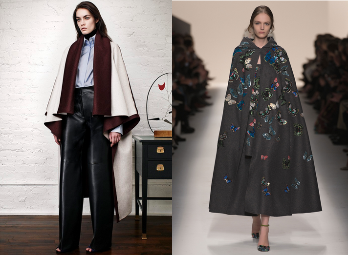 Fashion Trend 2014/15: Das Cape feiert sein Comeback!