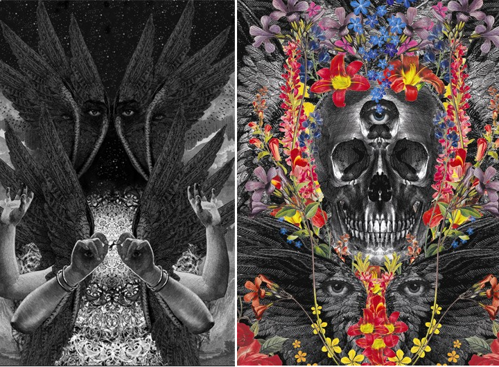 Künstler im Fokus: Dan Hillier - Surreale Sphären, die unsere kühnsten Vorstellungen nicht erfassen können!