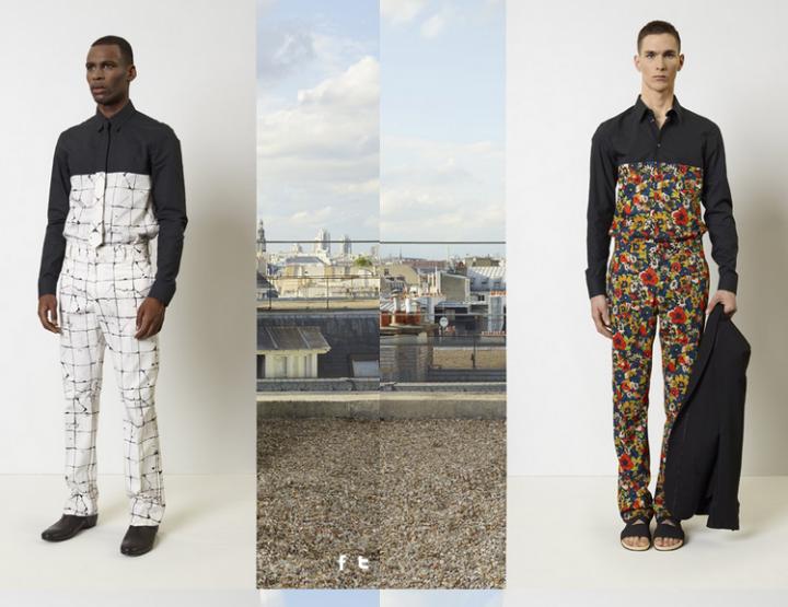Jean Paul Gaultier, für Ihn - Fashion News 2014 Frühlings- und Sommerkollektion