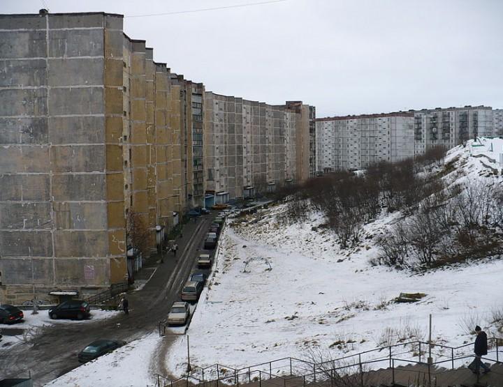 Urban Exploring Worldwide: GeschlosseneStädte in Russland